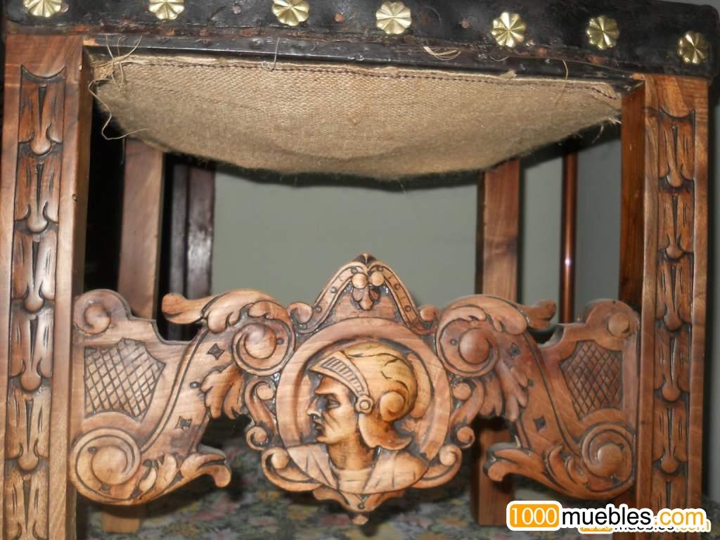 Despacho Renacentista Restaurado En Algemesi Despachos # Muebles Renacentistas